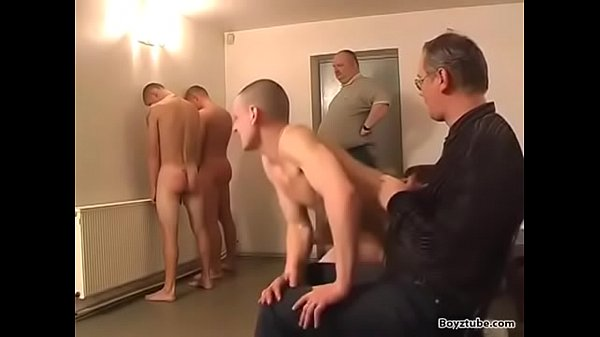 Boy spank house